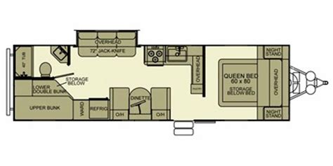 evergreen rv floor plans 2011 evergreen rv lite series m 32mks specs and standard equipment nadaguides