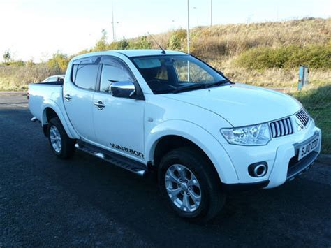 mitsubishi warrior 2010 ebay scam hunter 2010 mitsubishi l200 warrior dcb 2 5 di d