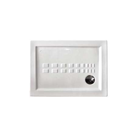 piatto doccia 75x100 piatto doccia 75x100 cm rettangolare in ceramica h 5 5 cm