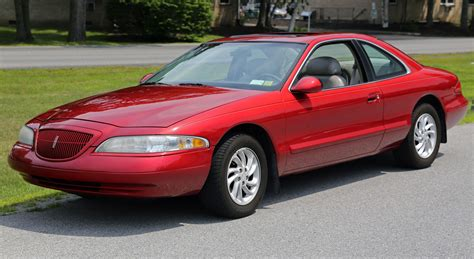 old car manuals online 1998 lincoln mark viii interior lighting lincoln mark viii wikipedia the free encyclopedia my choice cars lincoln