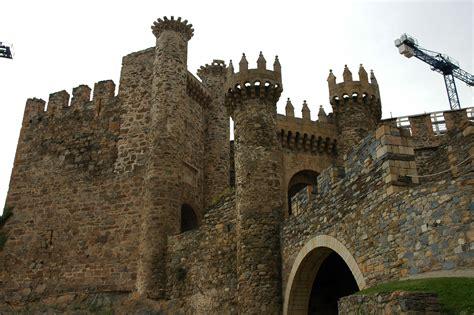 Ponferada Knights Templar Castle Castles And Abbeys
