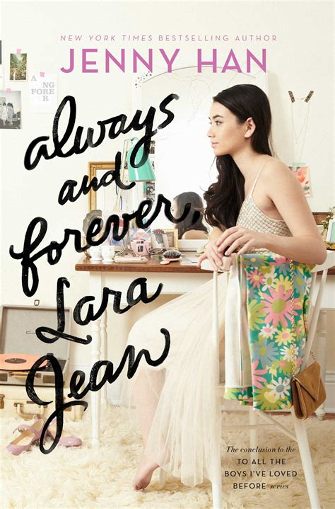 always and forever lara jean book by jenny han official publisher page simon schuster