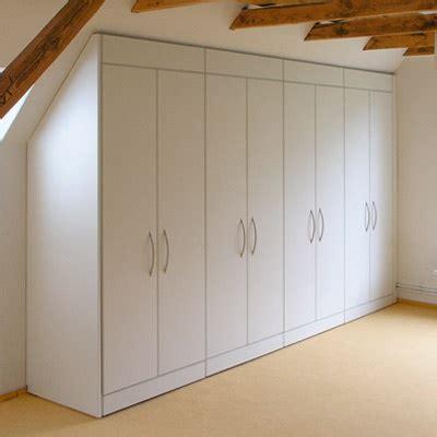Slanted Ceiling Closet Design by Slanted Ceiling Wardrobe Slanted Ceilings