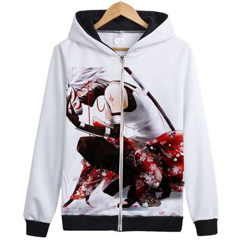 Jaket Uciha Zipper new hoodie anime uchiha sasuke coat uzumaki jacket thin zipper