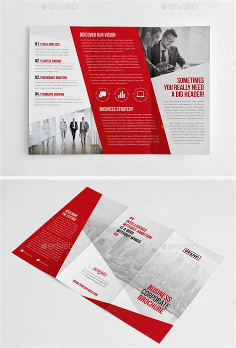 3 fold brochure template indesign 30 eye catching psd indesign brochure templates web