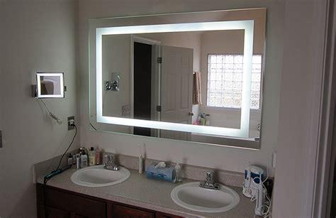 bathroom mirror design backlit vanity mirror mirror
