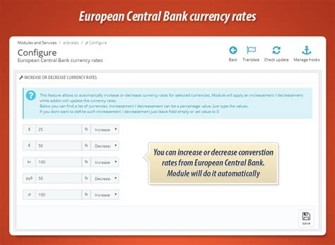 european central bank exchange rate module currency exchange rates from european central