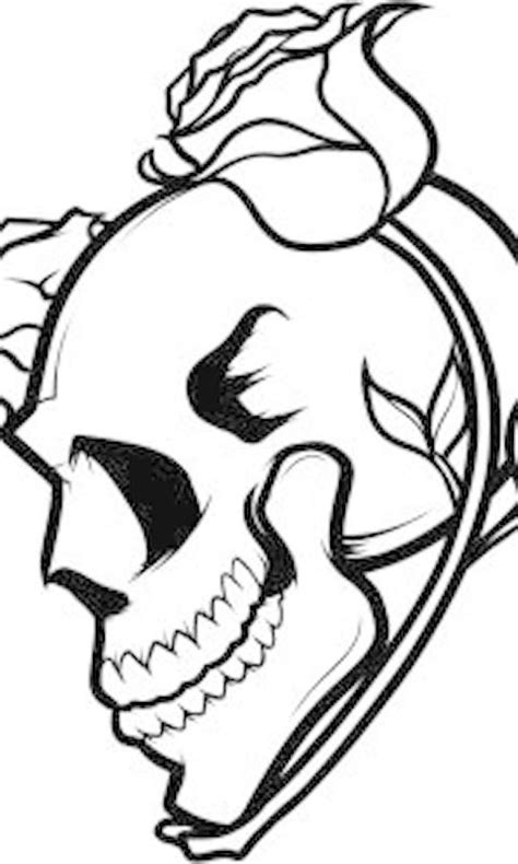 easy tattoos to draw on yourself how to draw skull for android how to
