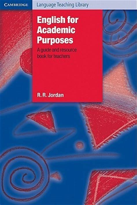 For Academic Purposes A Successful Way To Learn Scientific for academic purposes a guide and resource book