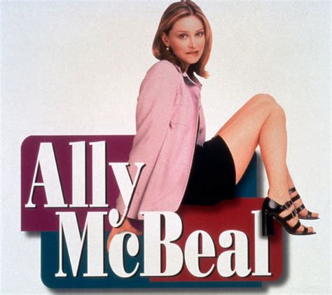 Ally McBeal: What are the cast up to now?   TV & Radio