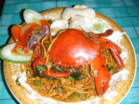 side   life mie kepiting aceh
