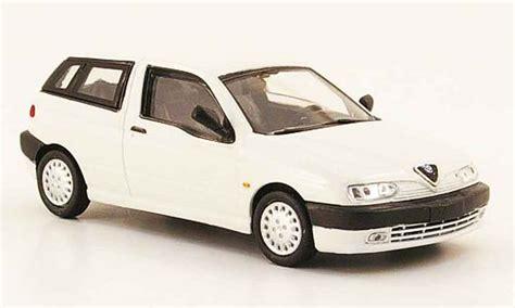 pego car alfa romeo 145 white 1995 pego diecast model car 1 43
