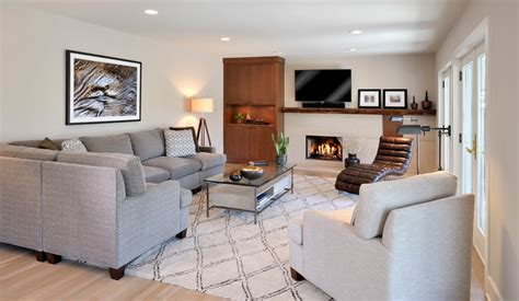 palace rugs wilton ct lakeside retreat family room contemporary family room new york by beth rosenfield design llc