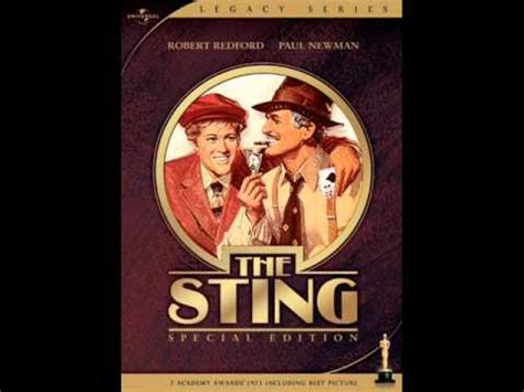 theme song sting the sting theme joplin the entertainer youtube