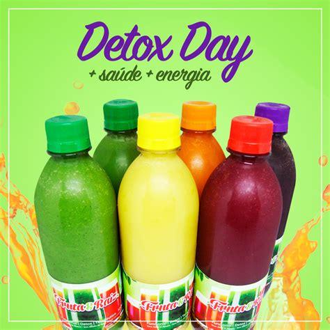Detox Frutas by Detox Day Fruta E Raiz