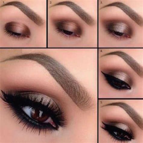 tutorial de kiss me maquillaje de ojos de noche dorado y naranja