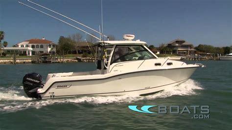 pursuit boats unsinkable 2012 boston whaler 315 conquest boat review performance
