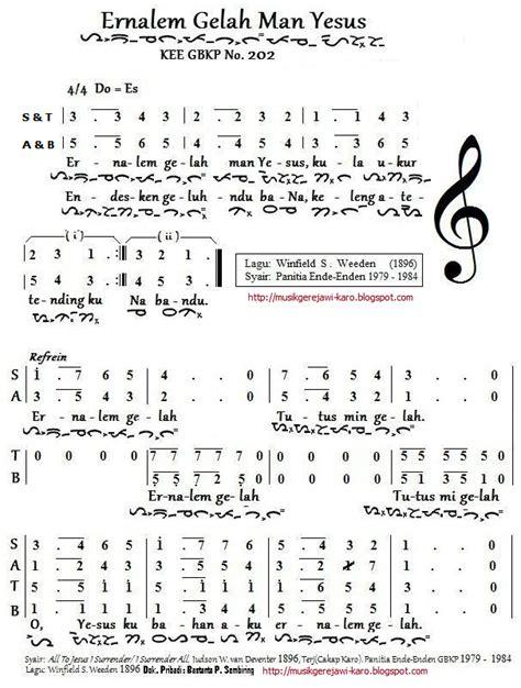 tutorial keyboard lagu rohani not angka lagu rohani gereja belajar not angka