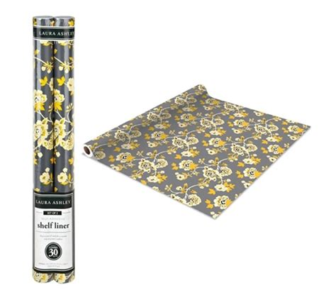 Floral Shelf Liner by Make Cool Decorations Self Adhesive Shelf Liner