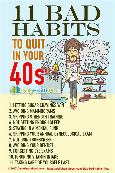 best turning out the bad habit through the corner kitchen sinks daily health post 11 bad habits you can no longer get