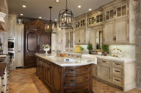 mediterranean kitchen cabinets new look for an exclusive coastal residence