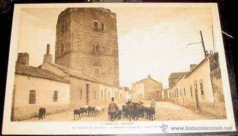 fotos antiguas alcazar de san juan antigua postal de alcazar de san juan ciudad comprar