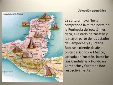 imagenes de los mayas ubicacion cultura maya region norte