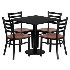 Cafe Dining Table And Chairs Restaurant Bar Tables And Chairs Marceladick