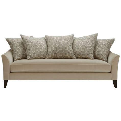 floor cushions instead of couch carlotta bench cushion sofa ethan allen us for window
