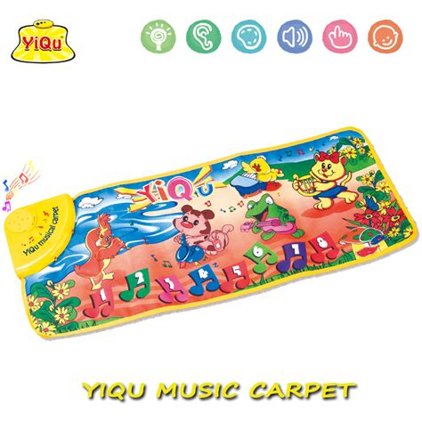 Cheap Mat Free Shipping by Free Shipping Educational Playmat Singing Carpet Touch
