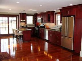 Kitchen Pictures Cherry Cabinets by Cherry Kitchen Cabinets Pictures Kitchen Design Best