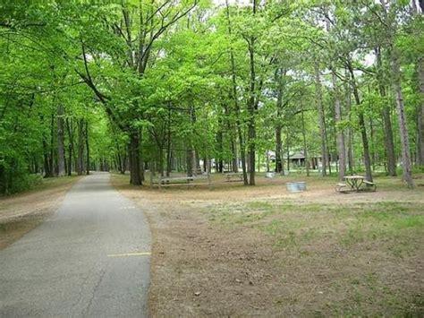 Sleeper State Park Caseville Mi cground photo albert e sleeper state park caseville