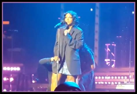 Toni Braxton Wardrobe by Toni Braxton Wardrobe On Stage