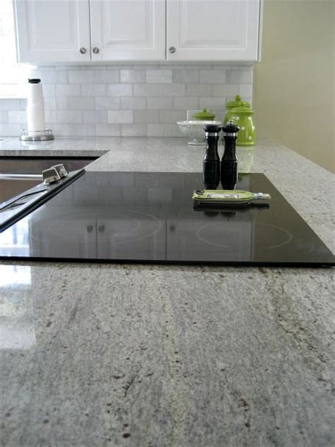 kashmir white granite counters with tile shop hton