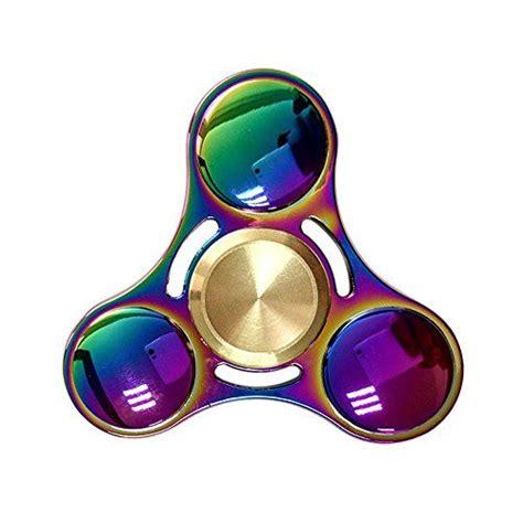 Spinner Alumunium Rainbow fidget spinners
