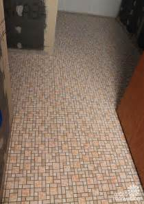 Ceramic Bathroom Floor Tile Review Spectralock Epoxy Grout Retro Renovation