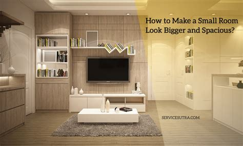 how to make a small bedroom look larger 13 tips to make a small room look bigger and spacious 21257 | how to make small room look bigger spacious