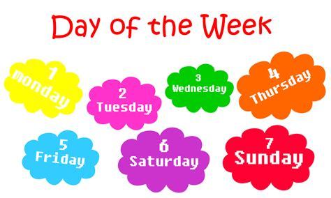 days of week days of the week free android apps on play