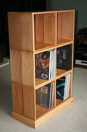 Record Shelf Plans by Lp Storage Furniture Decoration Access