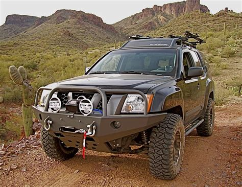nissan xterra front bumper front bumper options second generation nissan xterra