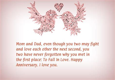 Wedding Anniversary Quotes For Family by Happy Anniversary Quotes For Parents Image Quotes At