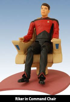 Riker Chair by The Trek Collective September 2007