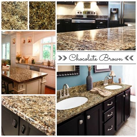 Granite Countertop Kits by Chocolate Brown Kit Giani Countertop Paint