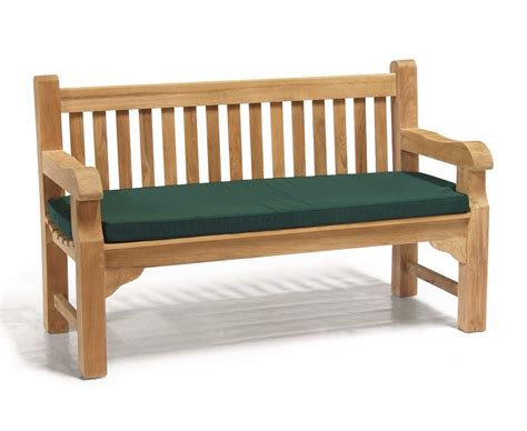 patio bench with cushions patio 5ft bench cushion 60 inch bench cushion