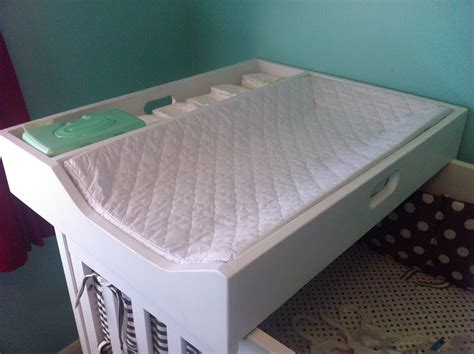 Buying Changing Table Topper And Pad Diy Changing Table On Table Top Changing Pad