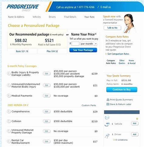 boat rental insurance cost insurance quote progressive super renters insurance quote