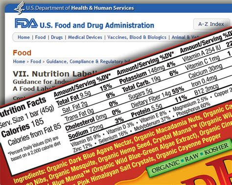 food product labels template how to make a nutrition facts label for a package