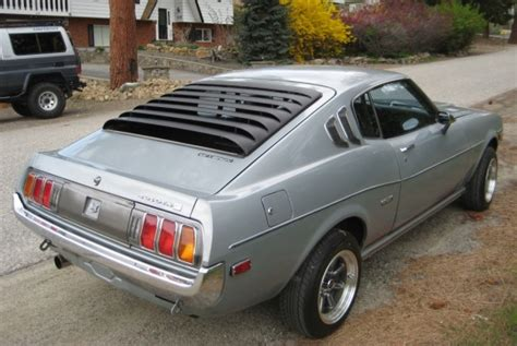1977 Toyota Celica Gt For Sale Chrome Bumpered 1977 Toyota Celica Gt Bring A Trailer