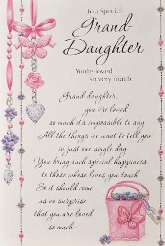 cards grandchildren inspirational quotes for granddaughter birthday quotesgram