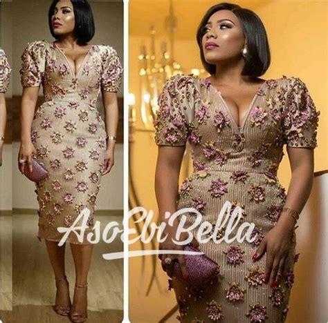 latest lace blouse in bella naija bellanaija weddings presents asoebibella vol 173 the